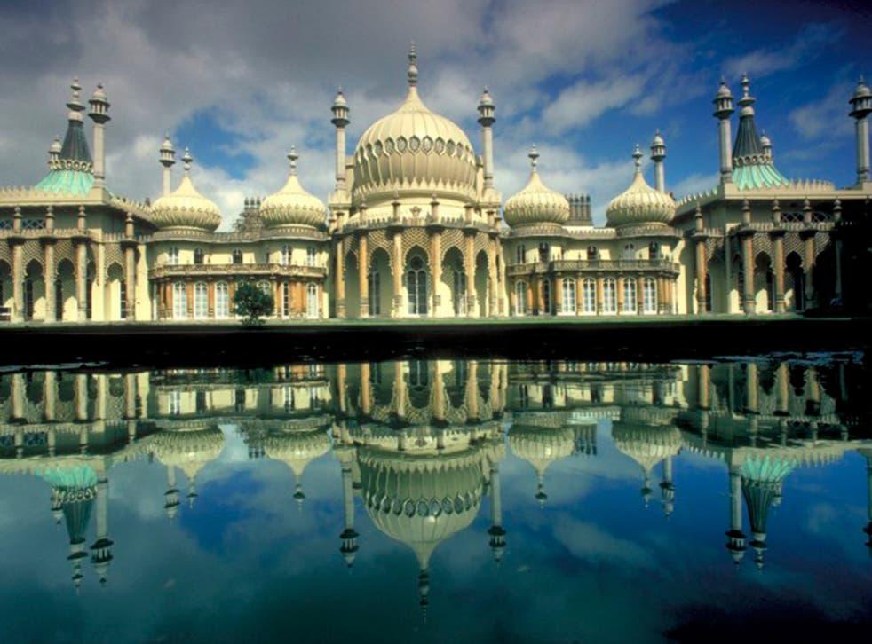 The Royal Pavilion, Brighton