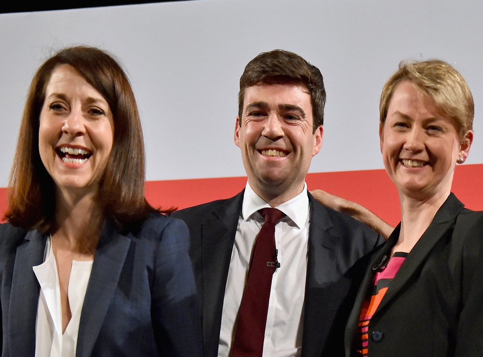 Three out of four leadership candidates abstained on the cuts