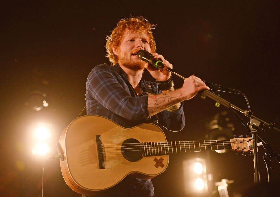 Ed Sheeran releases new songs 'Shape of You' and 'Castle On