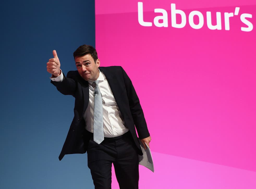 Andy Burnham abstained on the welfare reforms vote