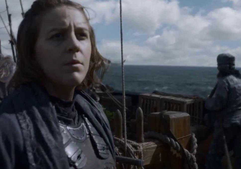 game of thrones season 6 yara greyjoy returns as actress gemma