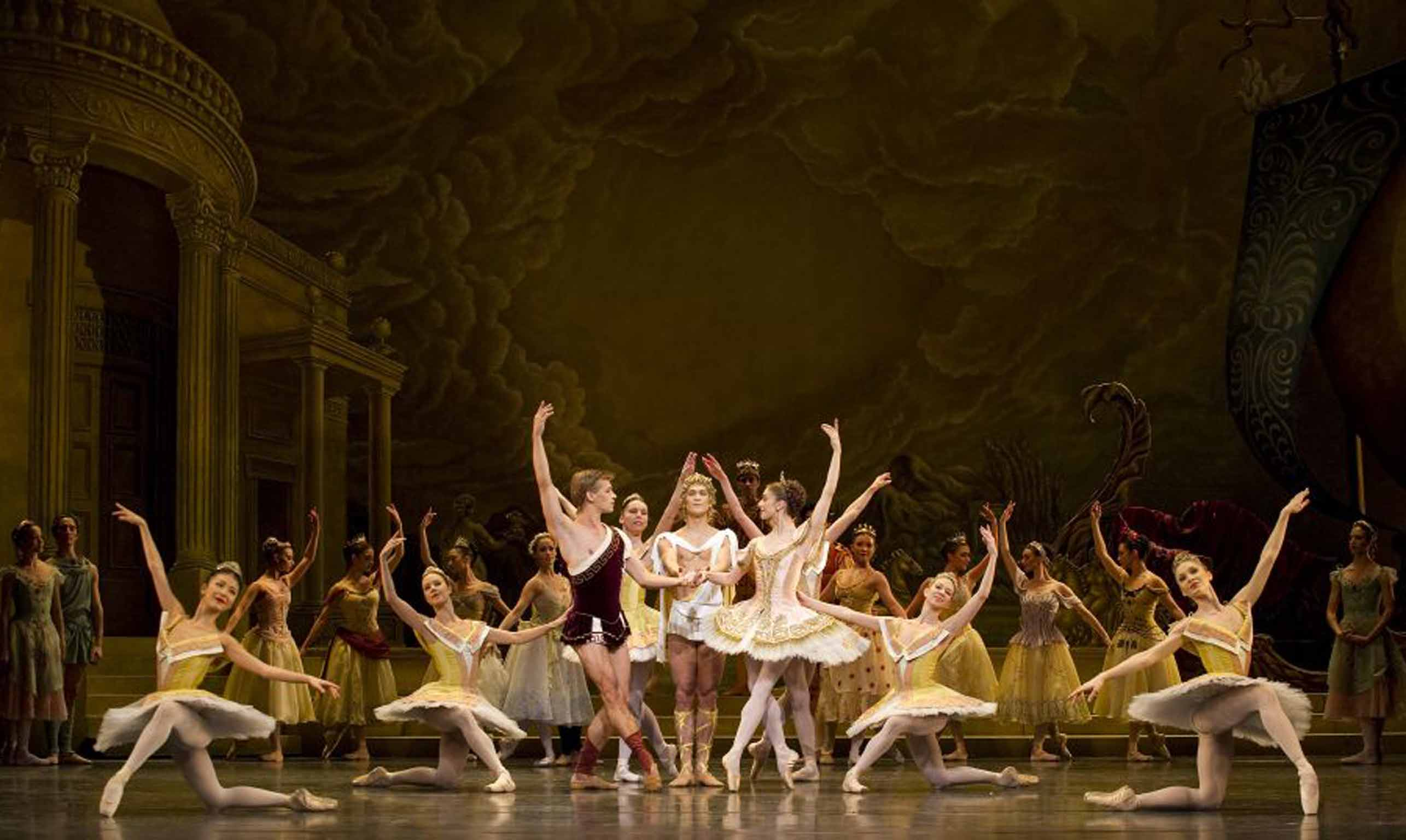 3e978fc00f10 How ballet has been transformed by choreographers from contemporary ...