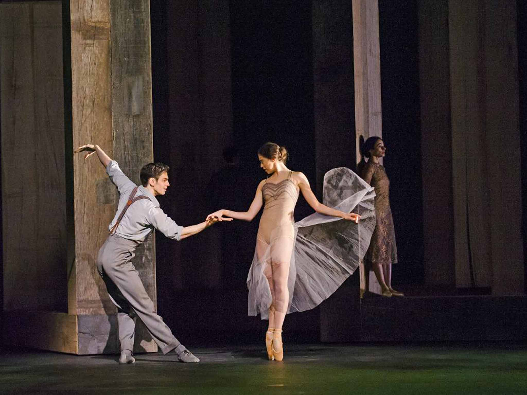 How Ballet Has Been Transformed By Choreographers From Contemporary Steps In Addition Waltz Dance On Tango Diagram Wayne Mcgregors