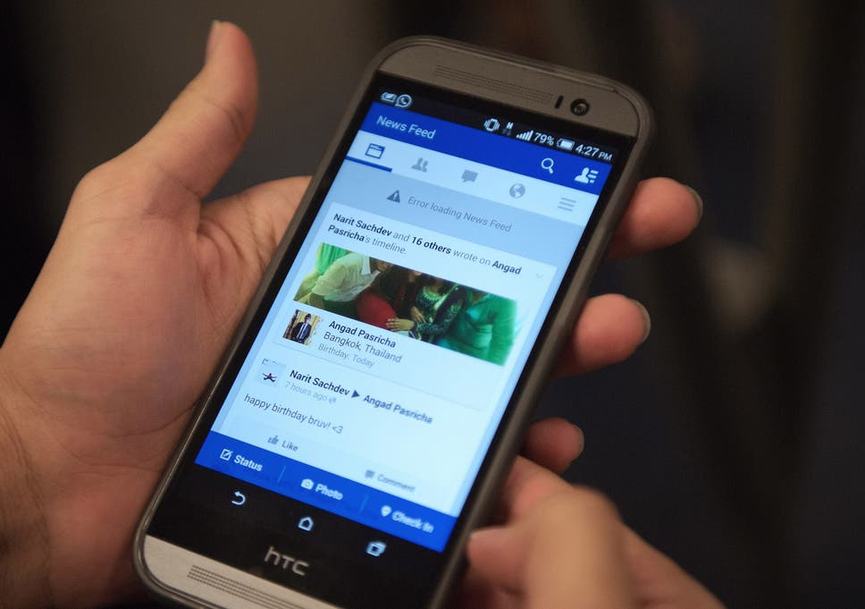Facebook and Twitter posts could indicate if people are