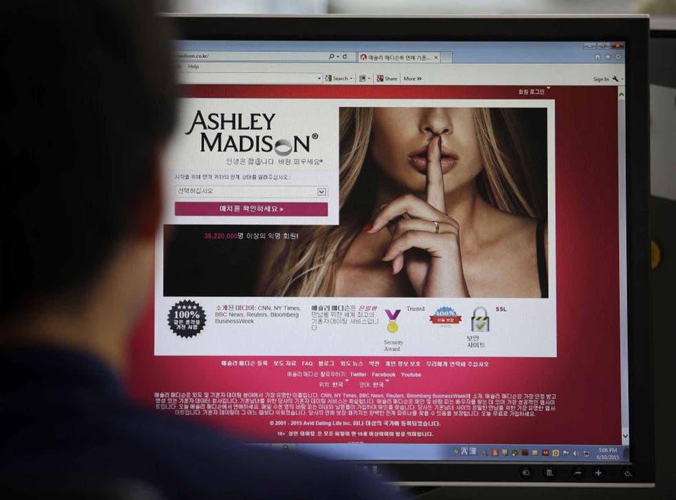 Exposure: The Ashley Madison website