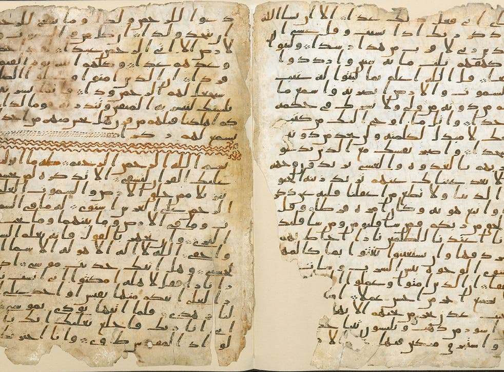 What could be the world's oldest Koran has been discovered by the University of Birmingham