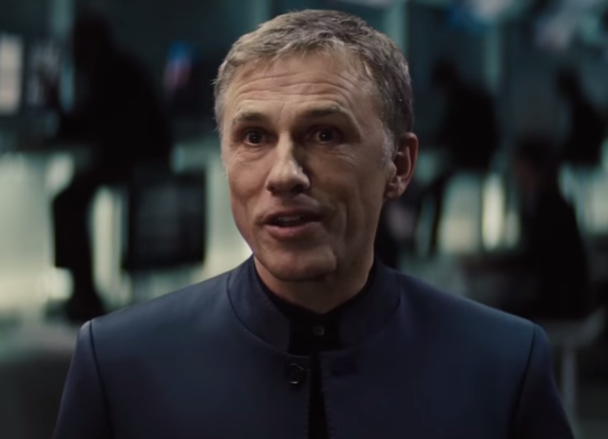 Christoph Waltz will appear in two more James Bond films ...