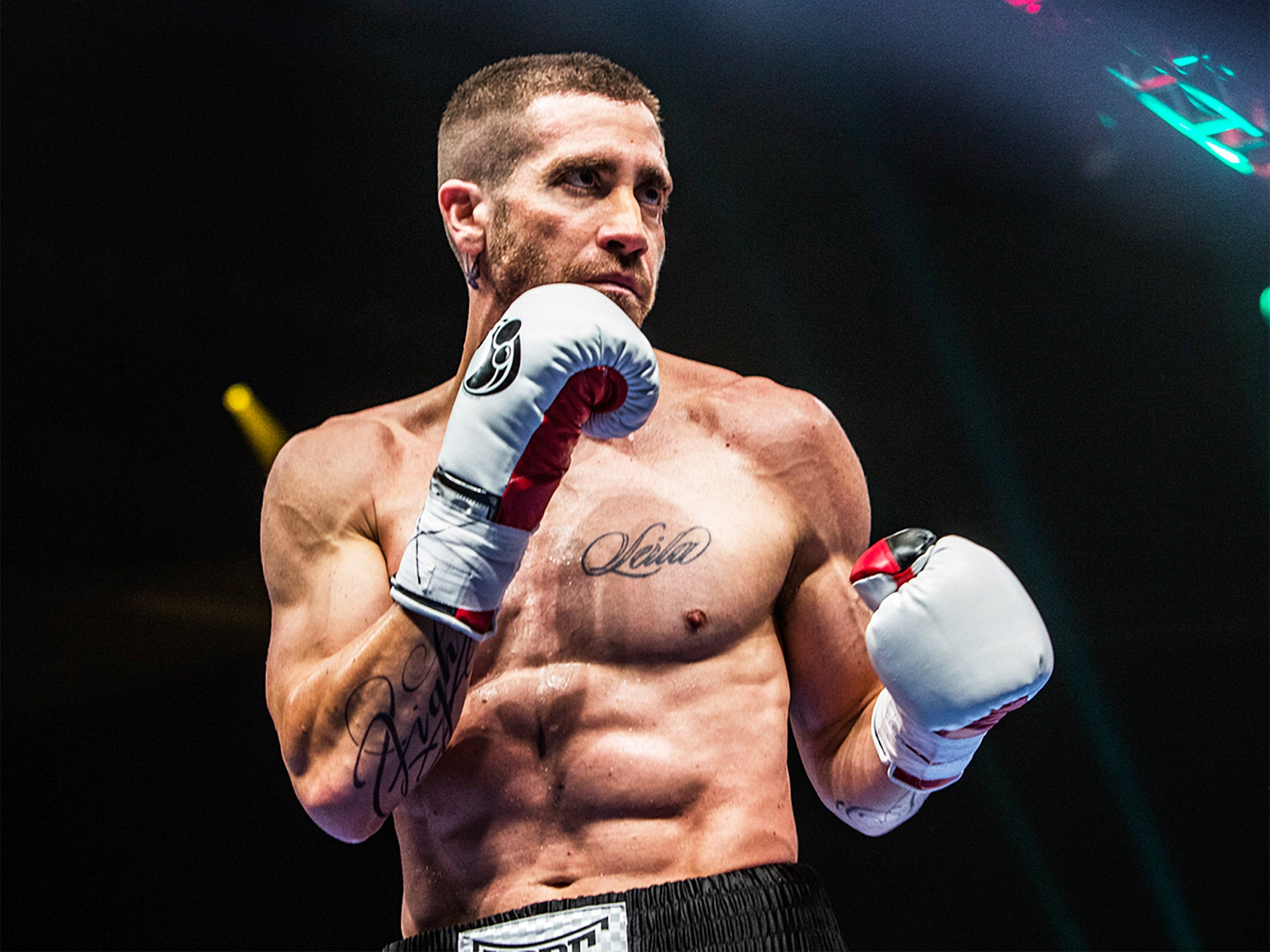 Jake Gyllenhaal in Southpaw: How actor transformed himself ...