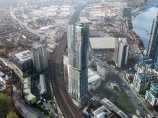 Luxury living hits the next level in London
