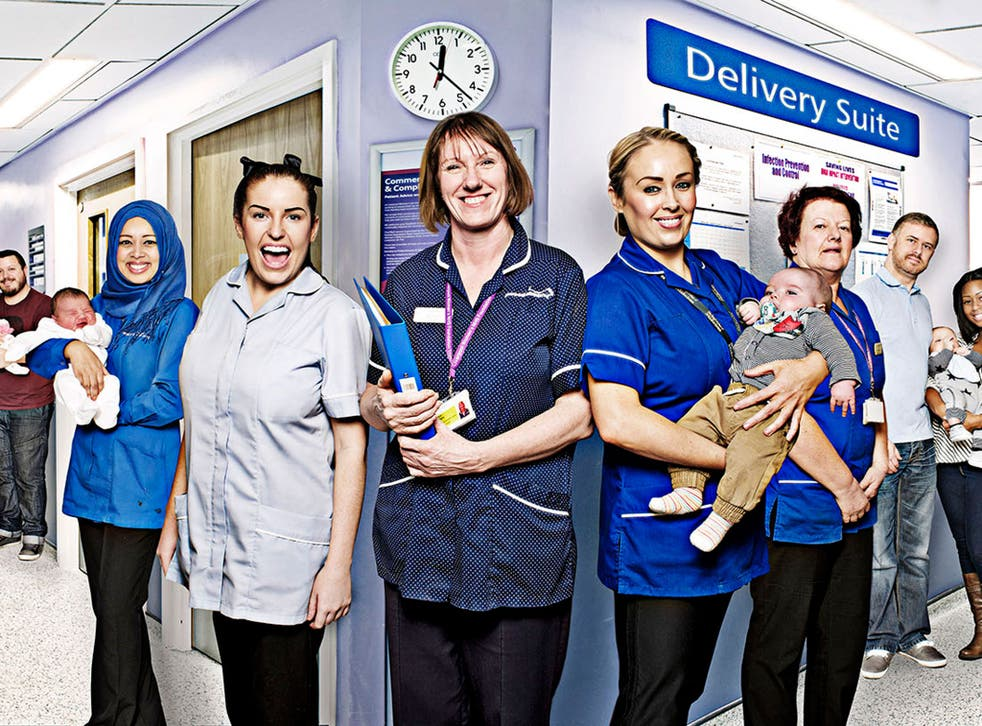 Viewers learnt a lot about the subjects – and the midwives – at Liverpool Women's Hospital