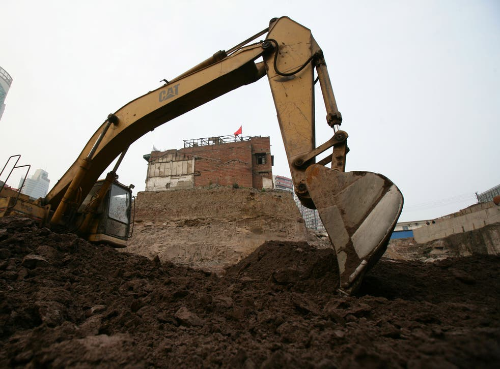 The pub was bulldozed without permission