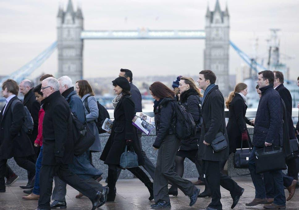 Half the British public    don't trust the British public