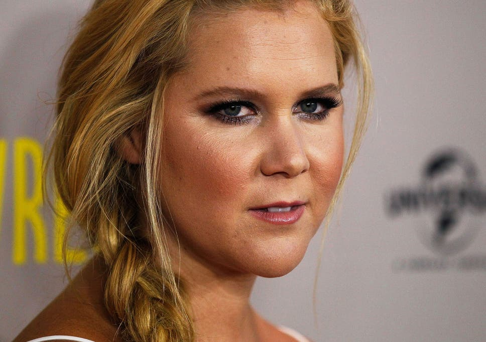 Amy Schumer says her 'heart is broken' by murders at Trainwreck
