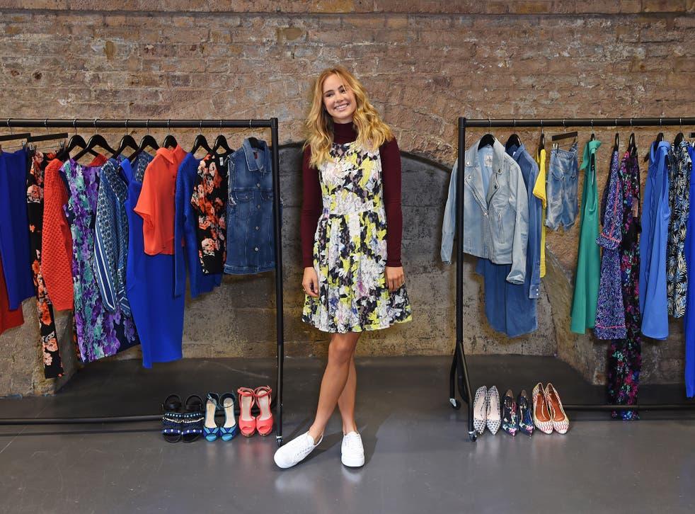 Suki Waterhouse is new ambassador for Amazon Fashion