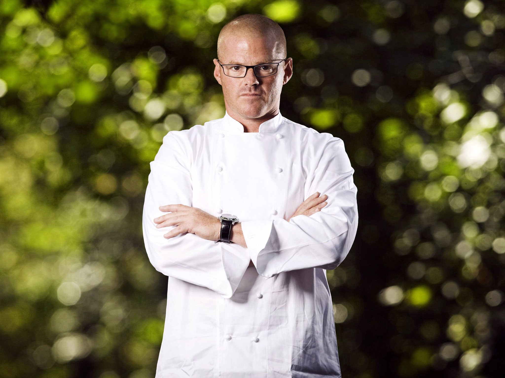 Chef from Heston Blumenthal restaurant is suing for £200,000 over chronic wrist pain caused by cooking 1