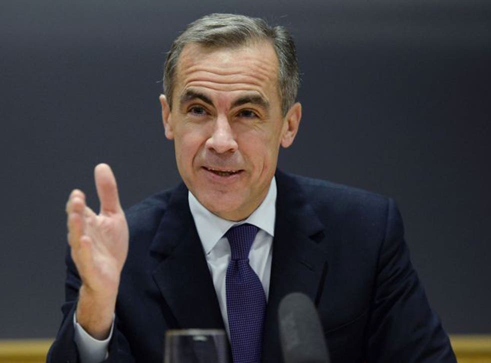 Mark Carney warns that the decision is likely to come into 'sharper relief' by 'the turn of the year'
