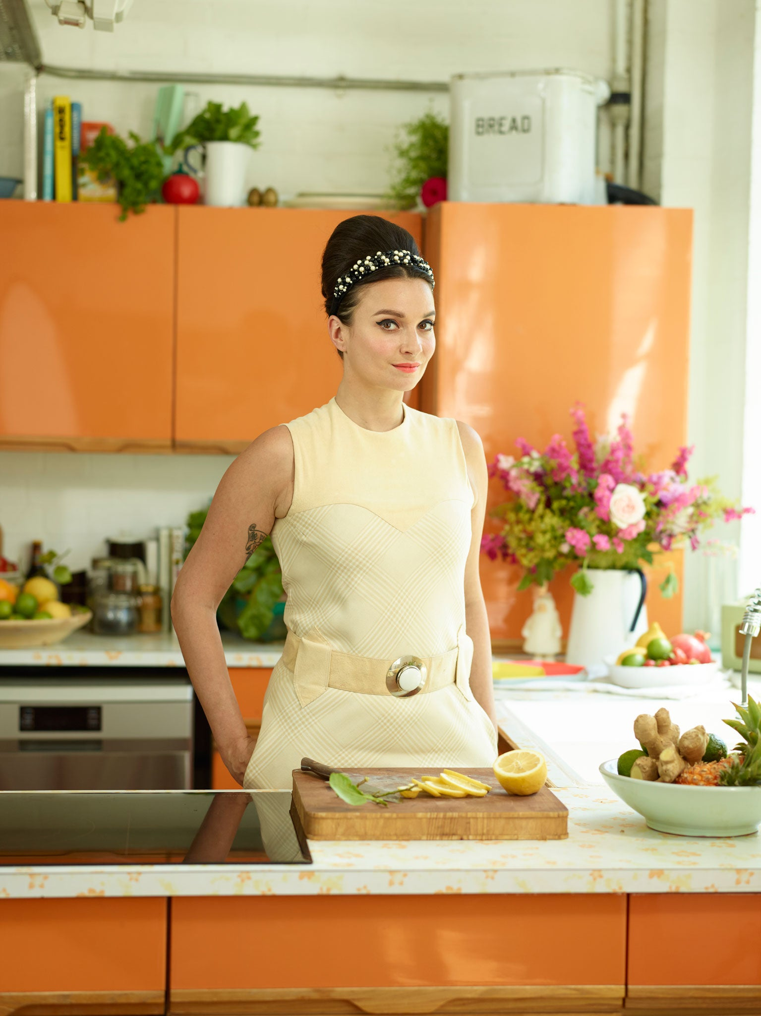 Gizzi Erskine is taking on the 'clean eating' fanatics by ...