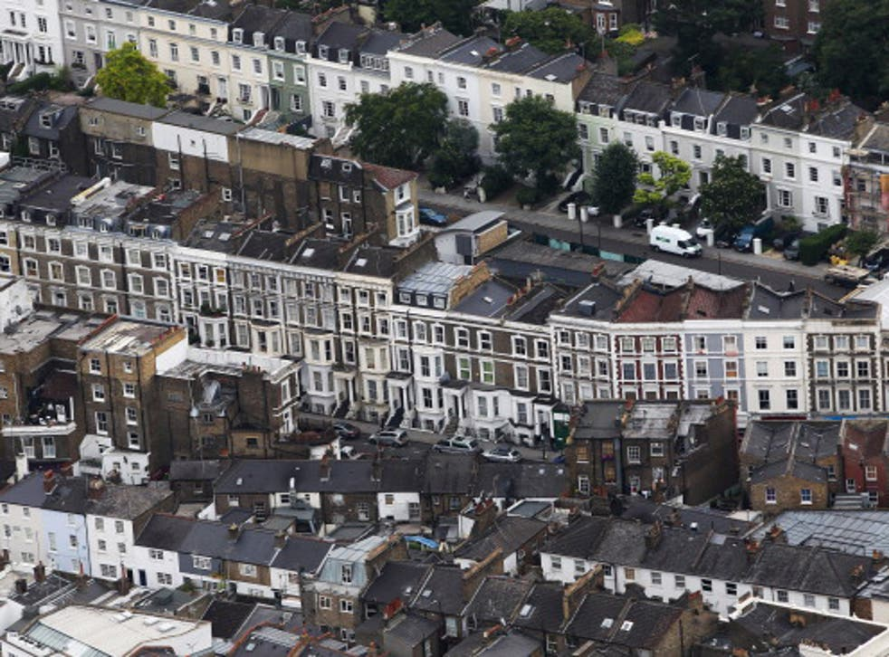 House prices in Kensington & Chelsea have risen by 28 per cent since 2012