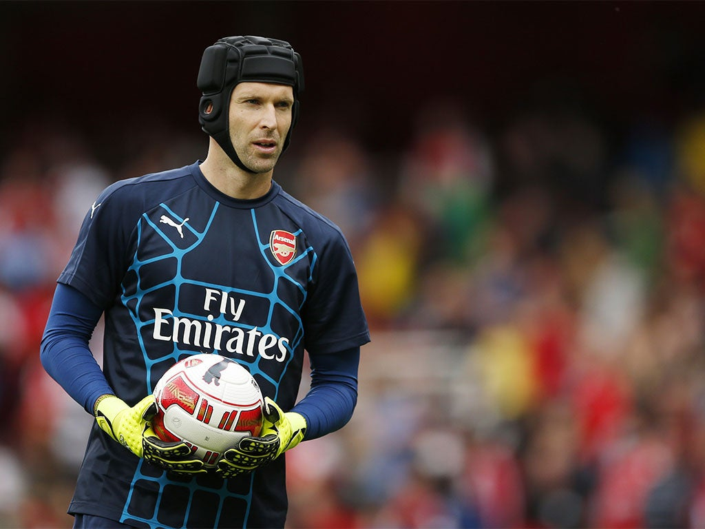 Arsenal Completed Transfers Petr Cech In As Wojciech