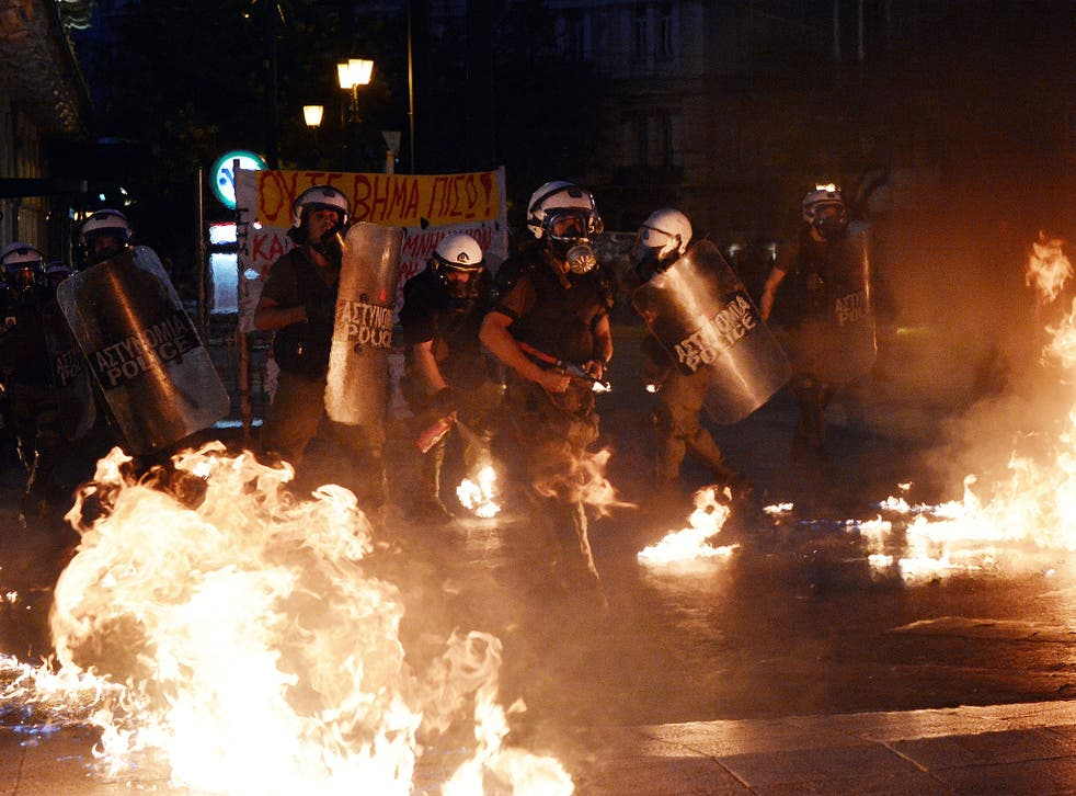 The Greek crisis ushers in a new and unstable balance of power in Europe