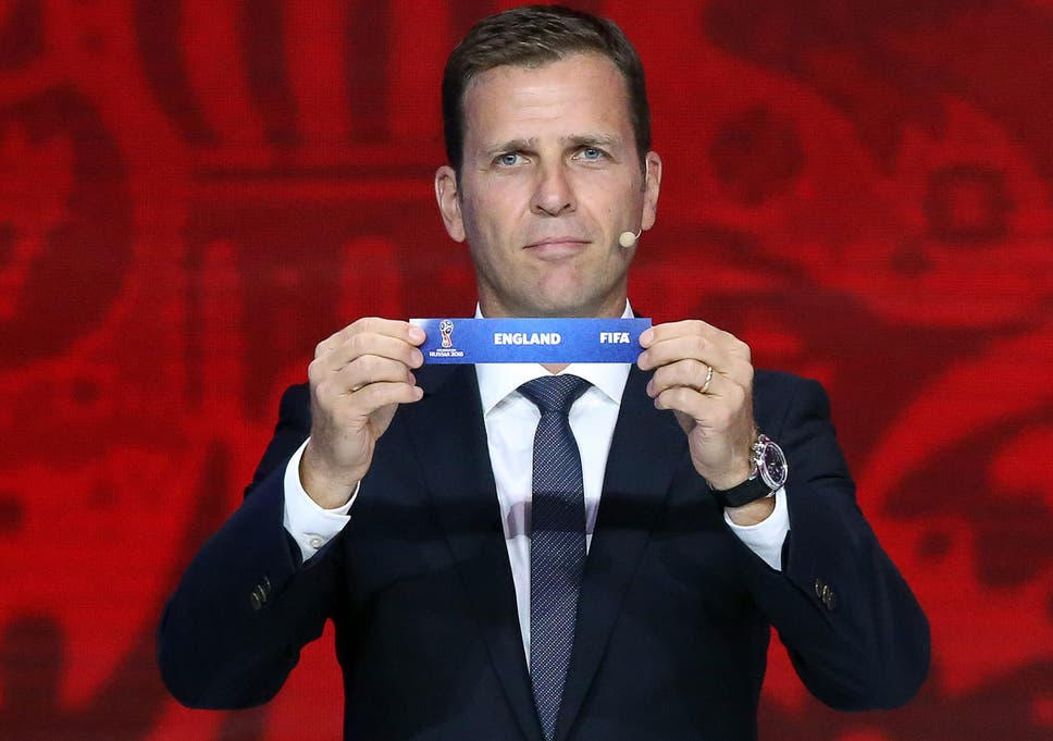 England Are Drawn Alongside Scotland In Group F