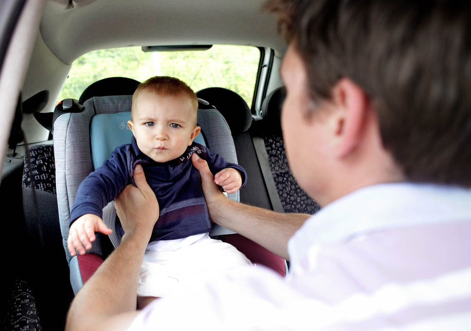 New Car Seat Sounds Alarm When Babies Are Left Inside In Bid To