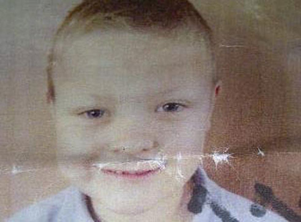 Conley Thompson, from Barnsley, has been missing since Sunday evening. He is seven years old