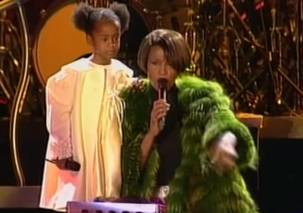 Watch Bobbi Kristina Brown And Whitney Houston Sing Touching Duets
