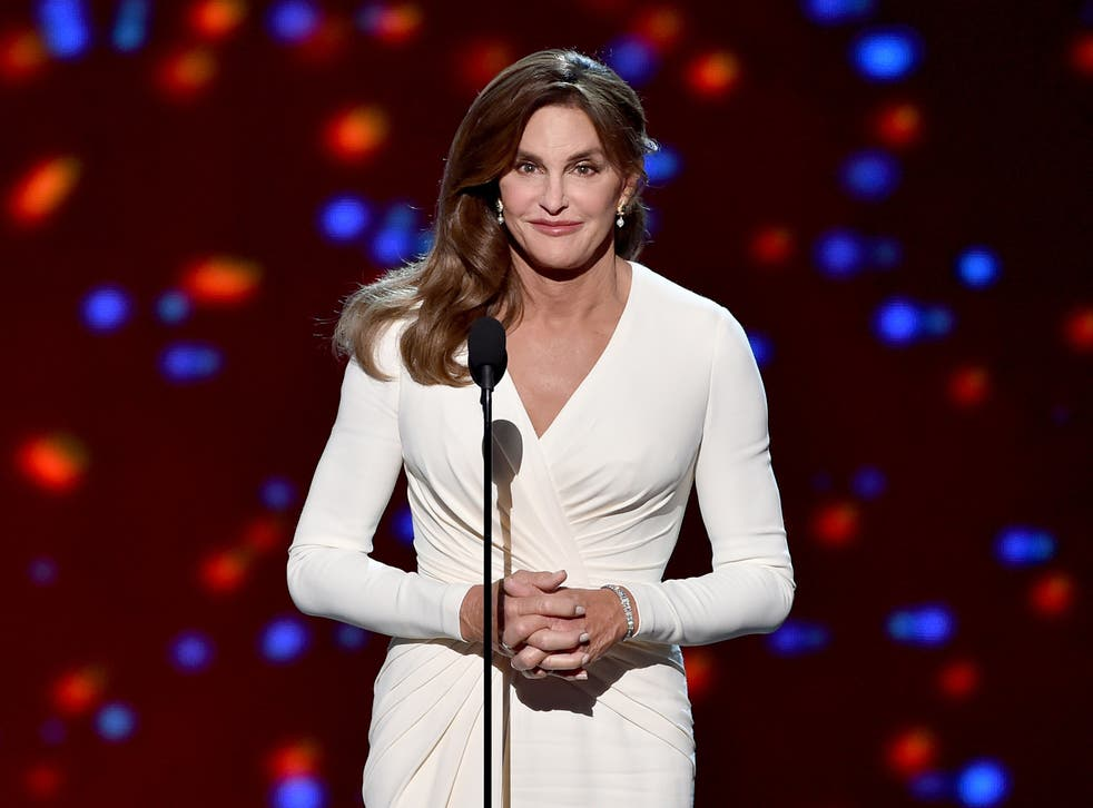 Speaking in a new clip from her TV series I Am Cait the transgender icon and reality TV star also revealed she would not be voting for Hilary Clinton