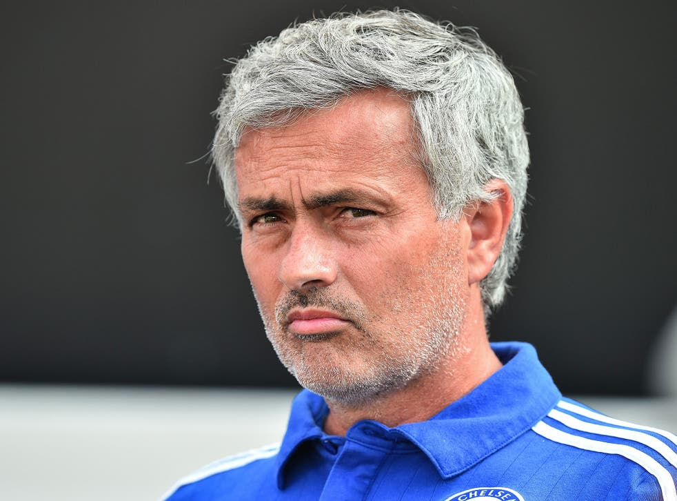 Chelsea manager Jose Mourinho accused Manchester United and Liverpool of 'trying to buy the title'