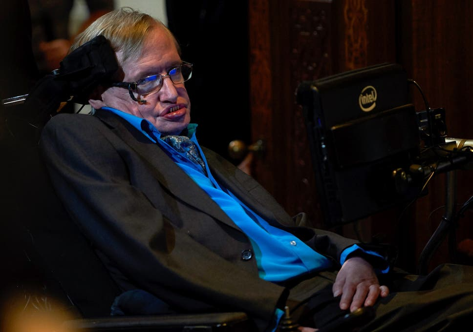 Stephen Hawking says 'women are the most intriguing mystery