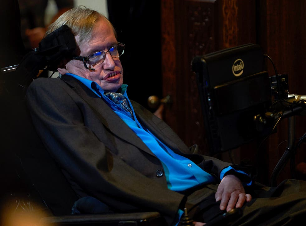 Physicist Stephen Hawking is one of the more famous signatories to the letter