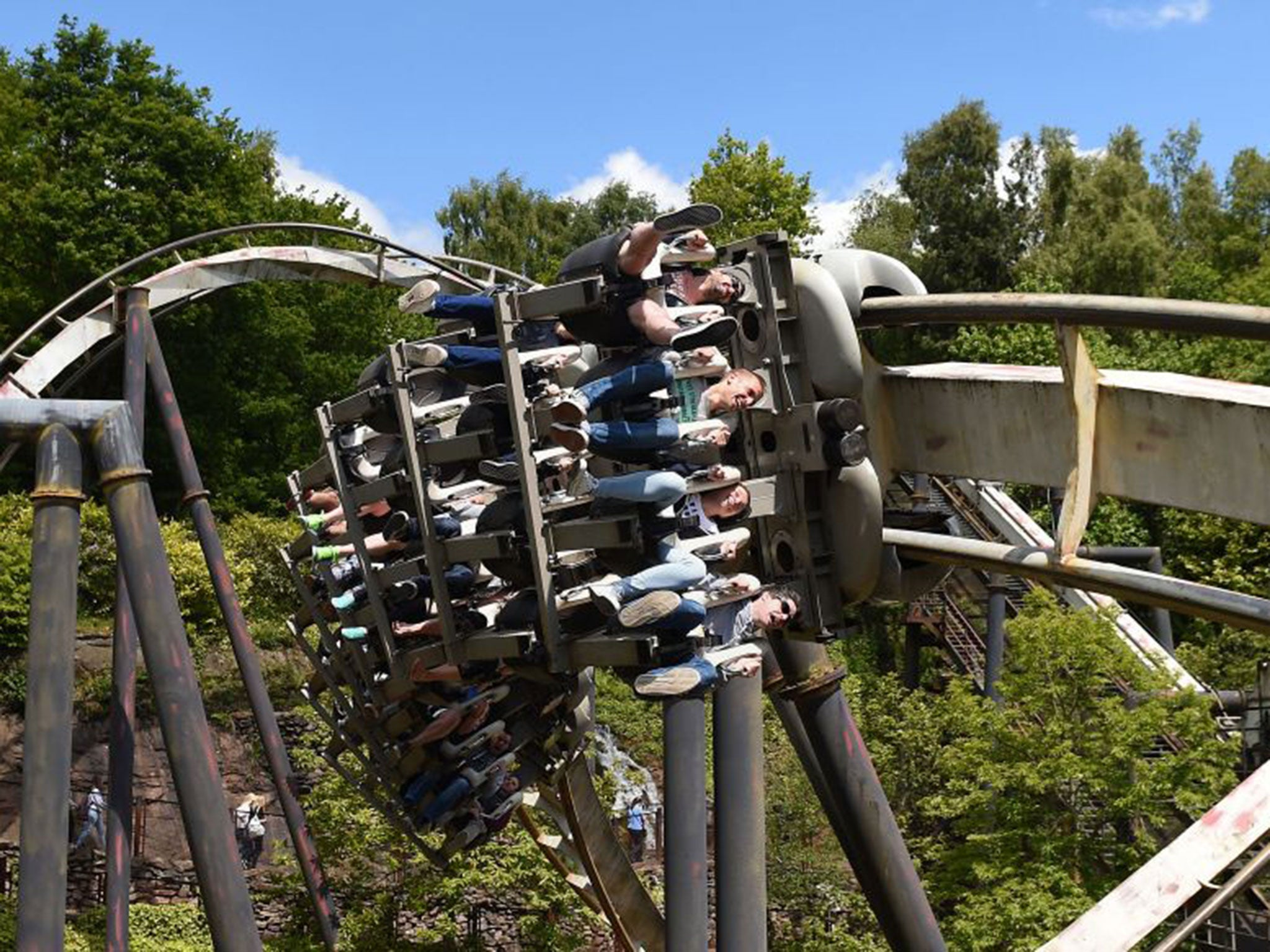 Http www alton towers co uk pages theme park - London And Manchester Terror Attacks Have Hit Theme Park Visitor Numbers Says Alton Towers Owner The Independent
