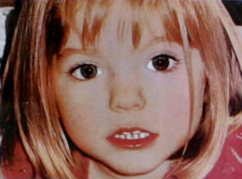 Madeleine McCann was three years old when she disappeared from an apartment in southern Portugal