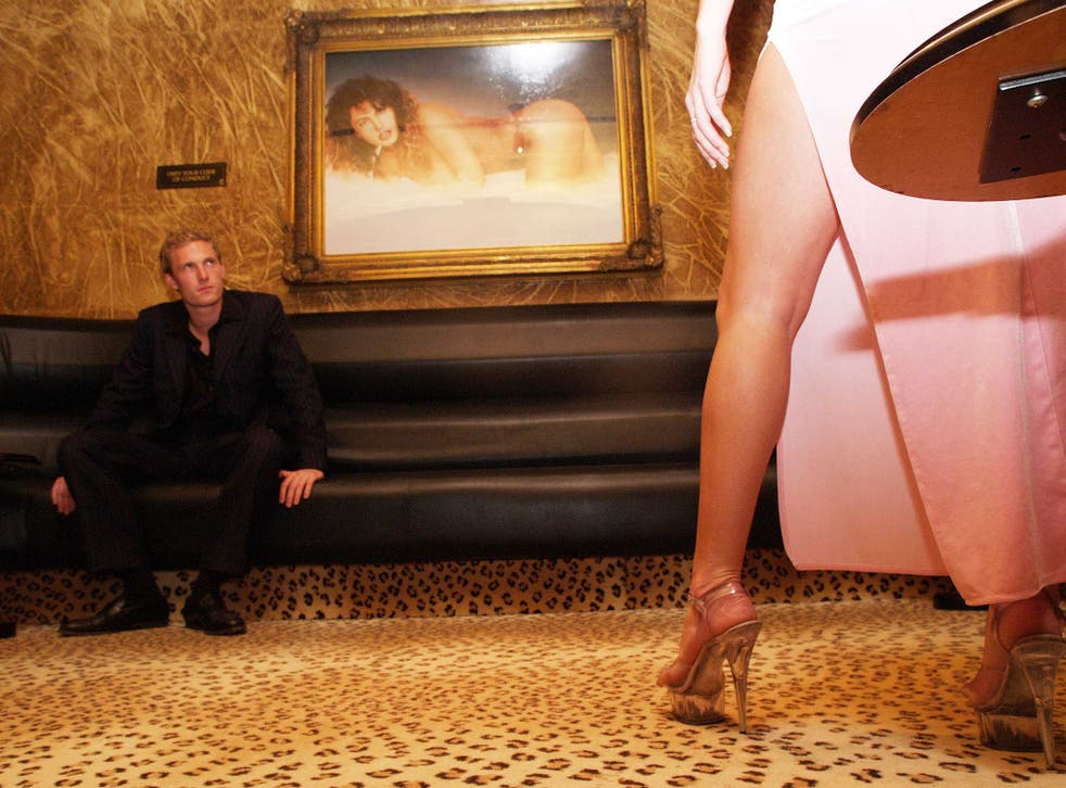 A man has had his £20,000 bill for an evening at a lap dancing club refunded by his bank (stock picture)