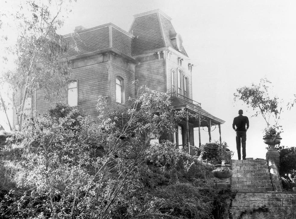 House of Norman Bates in Psycho