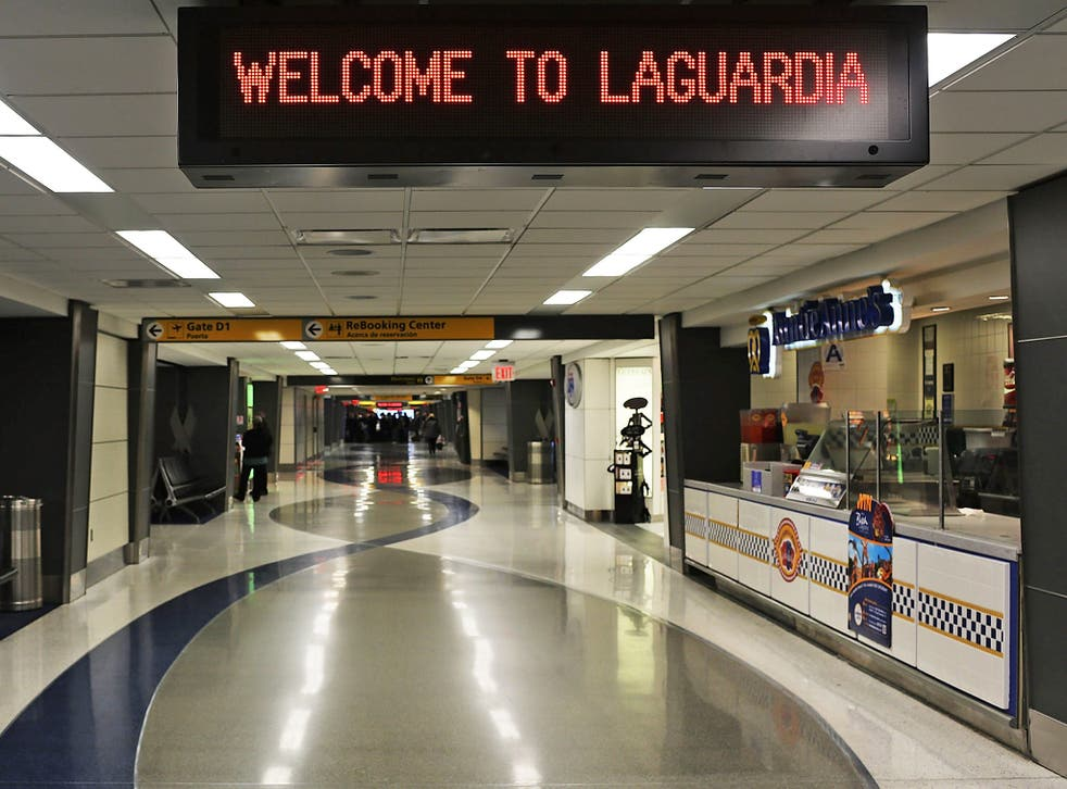 LaGuardia Airport: a relic from a different, gentler age