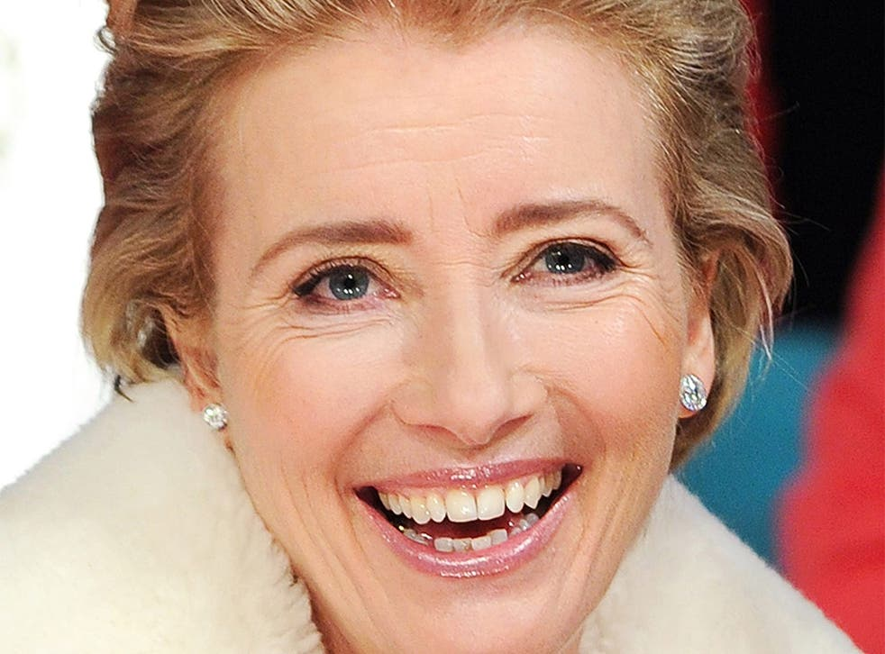 Emma Thompson is one of several Hollywood stars opposing Amnesty's proposal