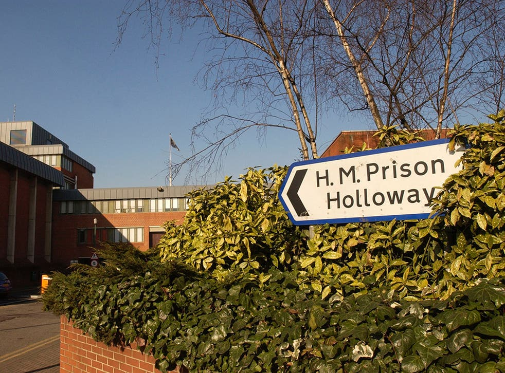 HMP Holloway is Britain's biggest women's prison