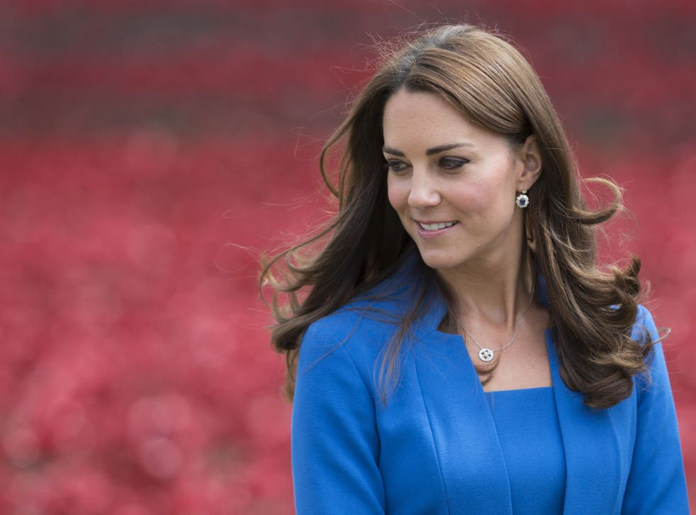 Nicky Clarke has criticised the Duchess of Cambridge for having grey hair