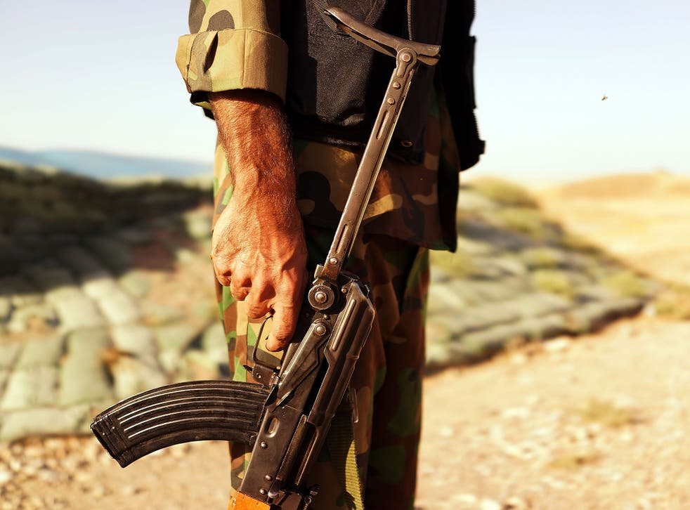 The US has so far relied heavily on Kurdish fighters