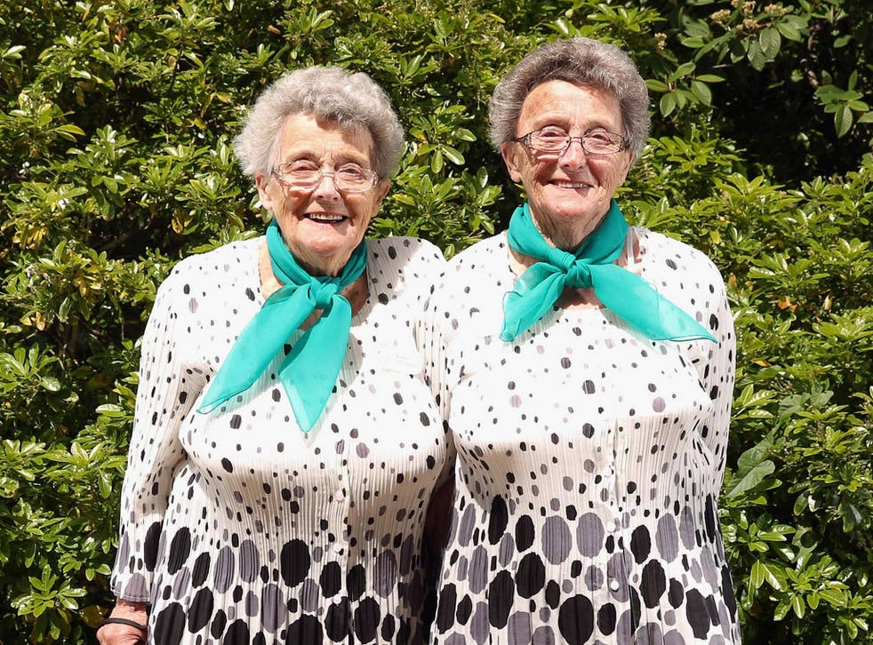 Scientists examined the differences in longevity between identical and non-identical twins