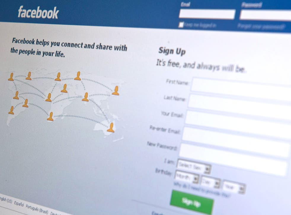More people online are on Facebook than not