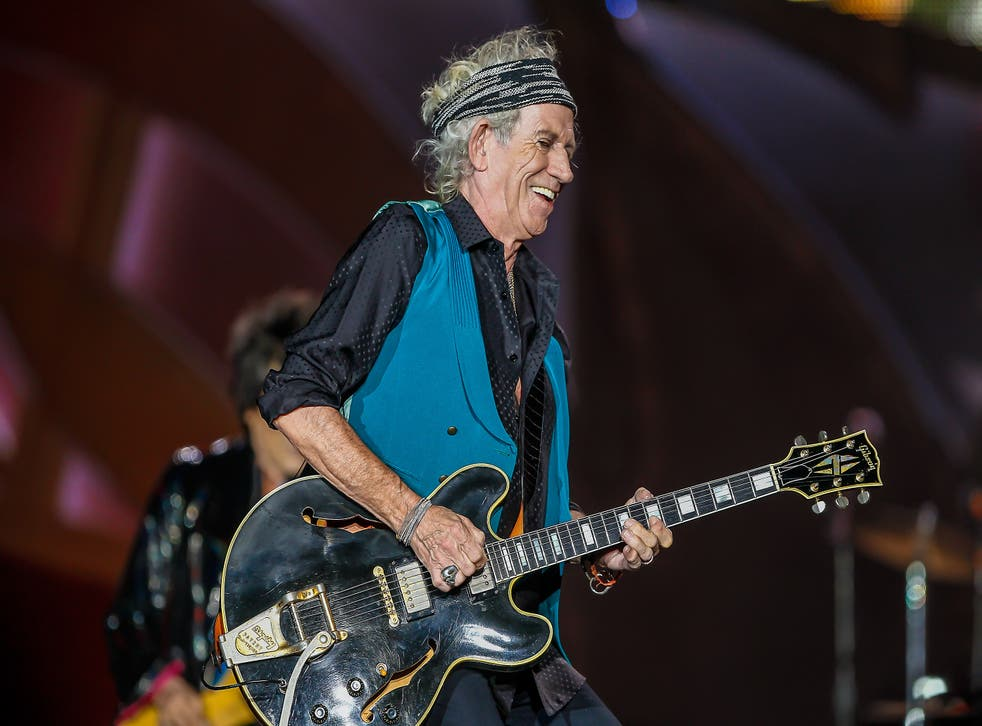 Keith Richards, Rolling Stone