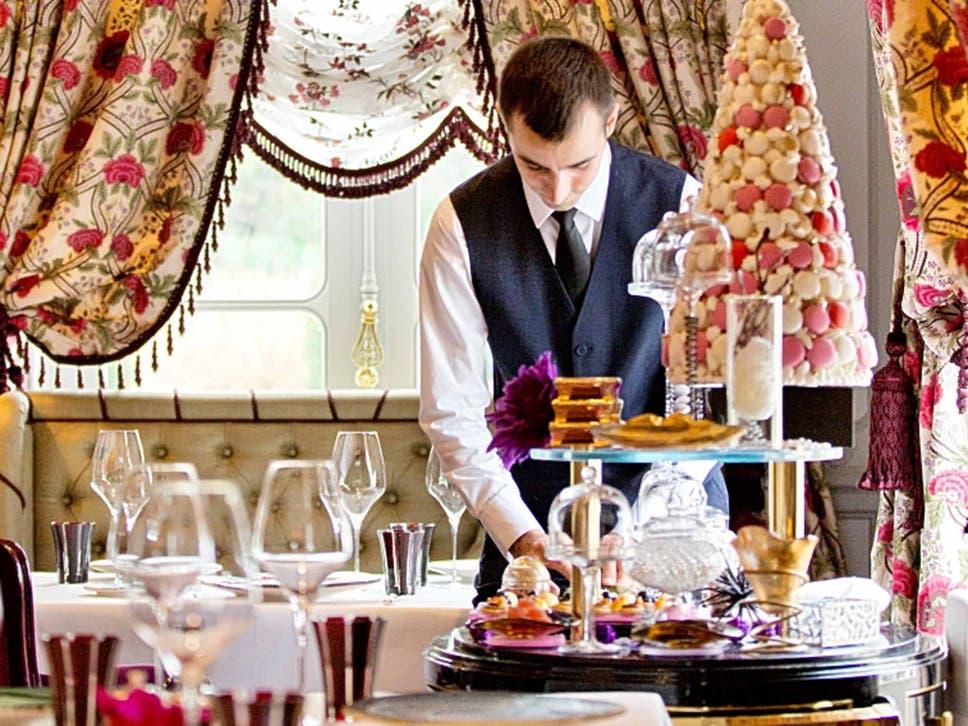 La grande maison bordeaux a french fancy of the finest vintage