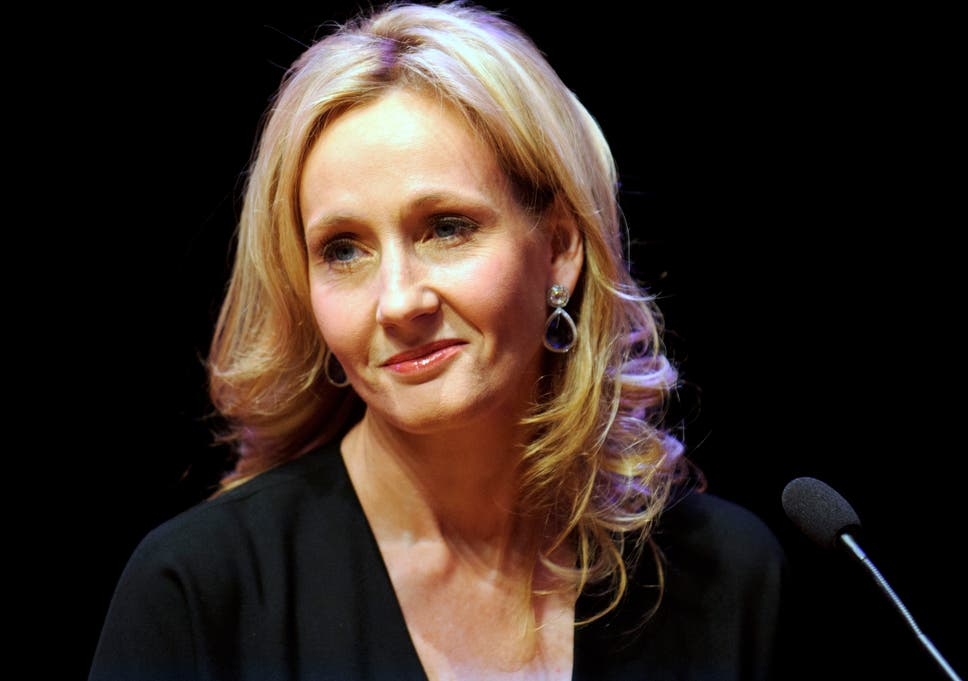 jk rowling reveals harry potter character hagrid could not produce
