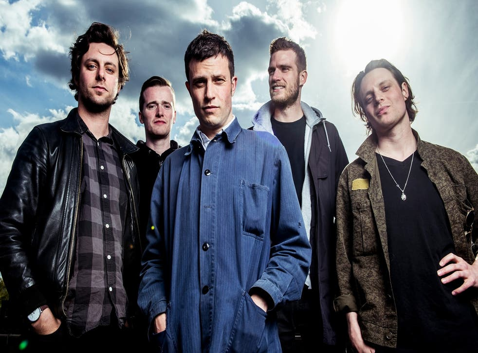The Maccabees in 2015