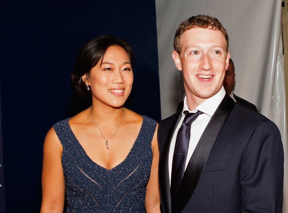 Zuckerberg and his wife Pricilla Chan are expecting a daughter