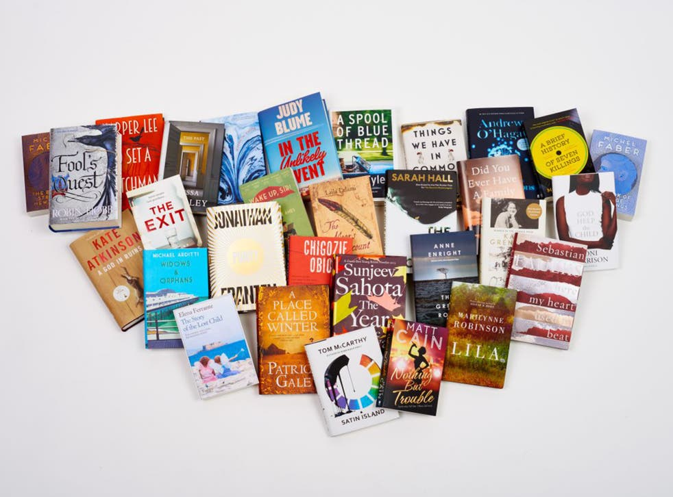 The Man Booker longlist was announced in August