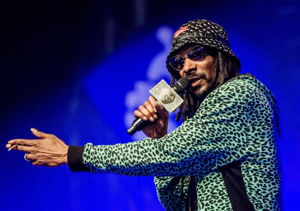 Snoop Dogg number one on Top Gospel Album Charts with 'Bible of Love
